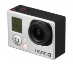 3.GoPro Hero3 Black Edition