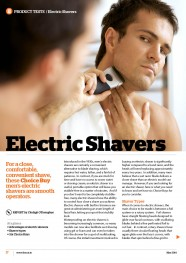 ElectricShavers