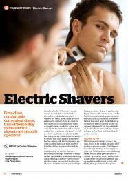 ElectricShavers