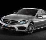 12. Mercedes-Benz C-Class
