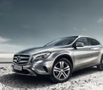 16. Mercedes-Benz GLA-Class