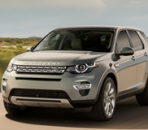 17. Land Rover Discovery Sport