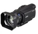 1. Sony FDR-AX100