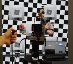 Digital compact cameras - testing image