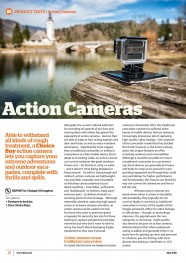 Action Cameras - May 2016 image