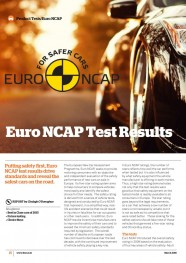 EURO NCAP Test Results 2015 - March 2016-image