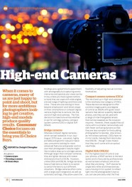 High-end Cameras - June 2016 image