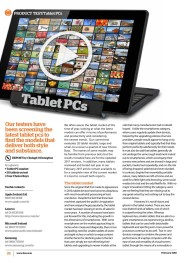 Tablet PCs - February 2018
