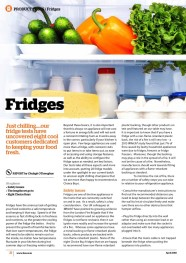 Fridges - April 2018