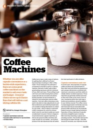 Coffee Machines June 2018