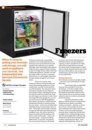 Freezers JulyAugust2018