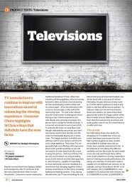 Televisions March 2019