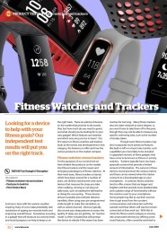 Fitness Watches and Trackers