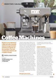 Coffee Machines june2020