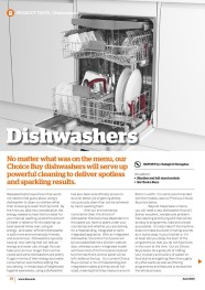 Dishwashers june2020