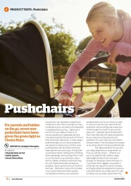 Pushchairs