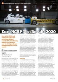 Euro NCAP results 2020